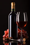 Vin rouge Image stock