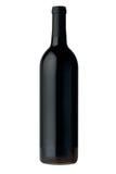 vin rouge de bouteille Image stock