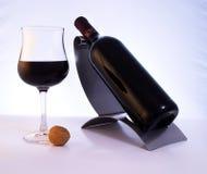 Vin rouge de qualité image stock