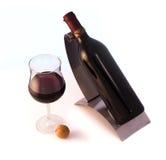 Vin rouge de qualité photographie stock
