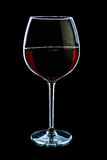 Vin rouge de raisin Photographie stock libre de droits