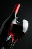 vin tranquille rouge de durée images stock