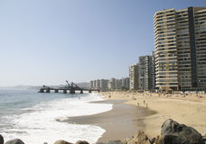Vina del Mar, Chile Stock Photos