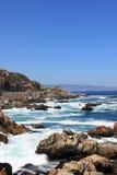 Vina del Mar coastline Royalty Free Stock Images
