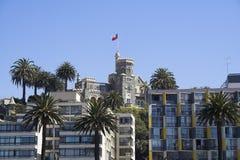 Vina del Mar Hotel Stock Image