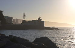 Vina del Mar - o Chile - IV - Imagens de Stock Royalty Free