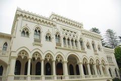 vina vergara palacio mar del Чили Стоковое Изображение RF