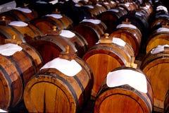 Vinagre balsámico italiano Fotografía de archivo