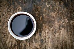 Vinagre balsâmico Imagem de Stock