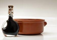 Vinagre balsâmico Fotos de Stock Royalty Free