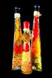 Vinaigre d'épice Image stock