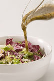 Vinaigrette dressing. Stock Photos