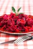 Vinaigrette russe de salade photos libres de droits