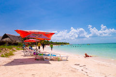 VINALES, CUBA - 12 DE SETEMBRO DE 2015: Cayo Jutias Fotografia de Stock Royalty Free