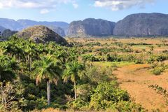 Vinales, Cuba Royalty Free Stock Images