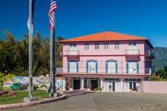 VINALES, CUBA - FEB 18, 2016: Hotel Los Jazmines in Vinales valley, Cuba stock photography