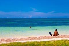 VINALES, CUBA - SEPTEMBER 12, 2015: Cayo Jutias Royalty Free Stock Photography