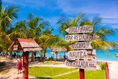 VINALES, CUBA - SEPTEMBER 12, 2015: Cayo Jutias Stock Photos