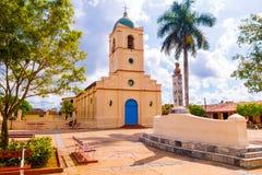 VINALES, CUBA - SEPTEMBER 13, 2015: Vinales is a stock afbeeldingen
