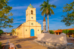 VINALES, CUBA - SEPTEMBER 13, 2015: Vinales is a Stock Photography