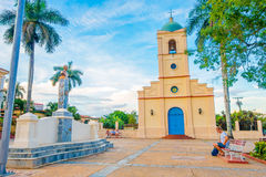 VINALES, CUBA - SEPTEMBER 13, 2015: Vinales is a Stock Images