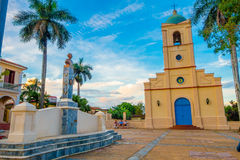VINALES, CUBA - SEPTEMBER 13, 2015: Vinales is a Stock Photo