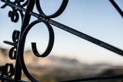 Vinales dal, arkitektonisk detalj arkivfoton