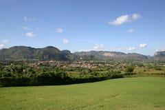 Vinales Landscape royalty free stock photo