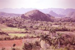 Vinales National Park Stock Images