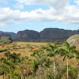 Vinales National Park Royalty Free Stock Photography