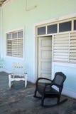 Vinales Portal, Kuba Stockfotografie