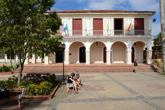 Vinales, a small town and municipality of Cuba stock photos