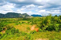 Vinales valley, Cuba Royalty Free Stock Image
