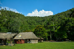 Vinales valley, Cuba. Vinales (outside indian cave stock images