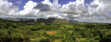 Vinales Valley, Cuba Royalty Free Stock Photography