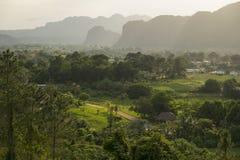 Vinales Valley, Cuba travel destination Royalty Free Stock Photo
