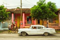 Vinaleshoofdweg, Cuba Stock Foto