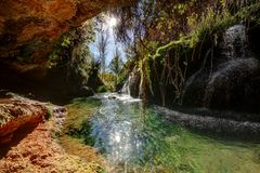 Vinalopo River Royalty Free Stock Images