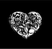 Vinatege heart Stock Photos