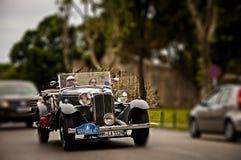 Vinatge car Royalty Free Stock Image
