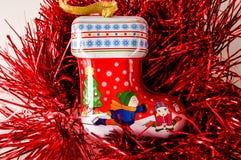 Vinatge Christmas decoration Stock Images