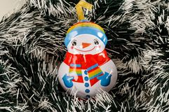 Vinatge Christmas decoration Stock Photos