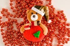 Vinatge Christmas decoration Royalty Free Stock Photography