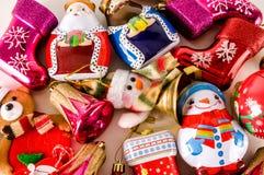 Vinatge Christmas decoration Royalty Free Stock Photo