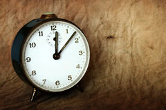Vinatge clock Royalty Free Stock Photography