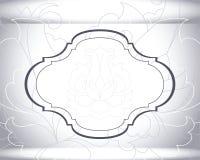 Vinatge frame stock illustration