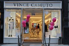 Vince Camuto fashion Stock Image