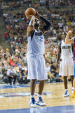 Vince Carter de Dallas Images libres de droits