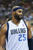 Vince Carter of Mavericks Stock Images