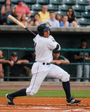 Vince Conde, Charleston RiverDogs infielder. Royalty Free Stock Photos